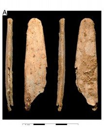Lissoirs, one of the few tools invented by Neanderthals