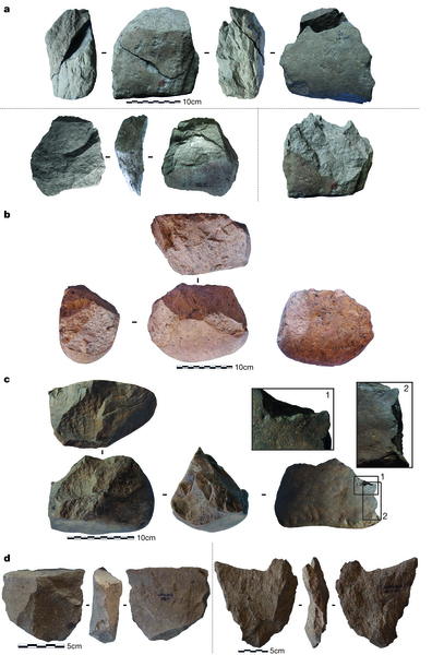 oldest stone tools found